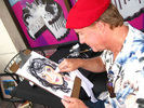Caricatures by Michelangelo, Portraits, Silhouettes, Psychic Palm Reading, & Fine Art